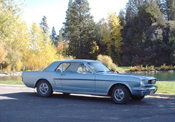 Dazecars ford galaxie mustang tech and restoration sciox Choice Image